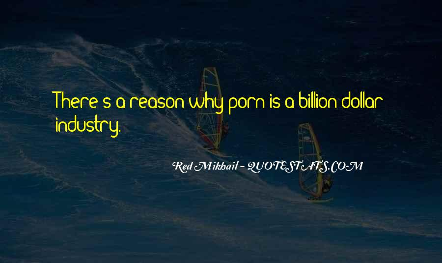 Red Mikhail Quotes #1825226