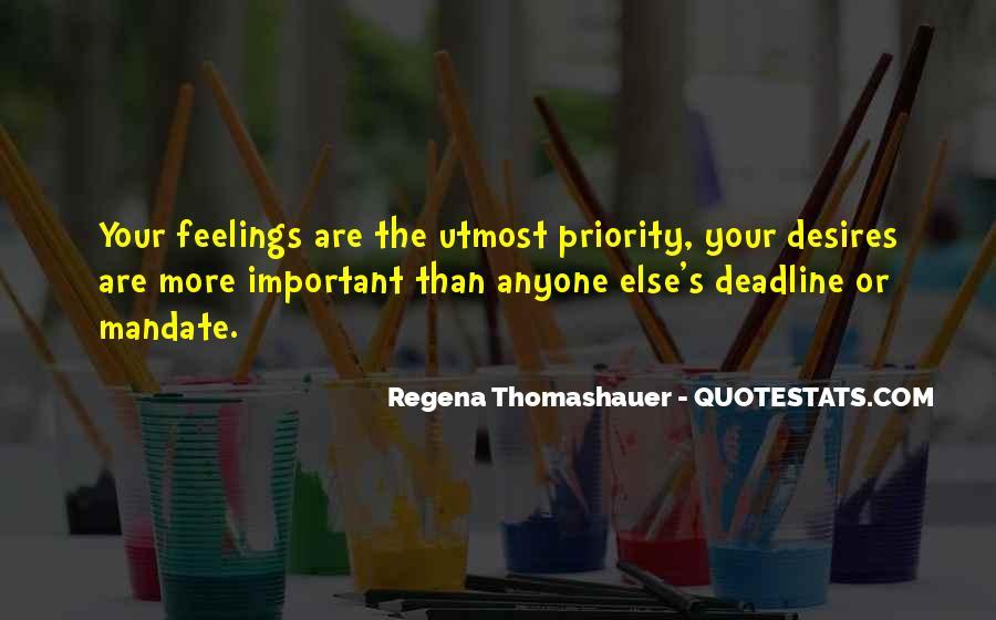 Regena Thomashauer Quotes #447090