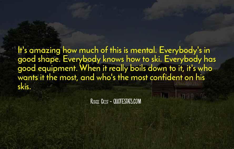 Reggie Crist Quotes #515301