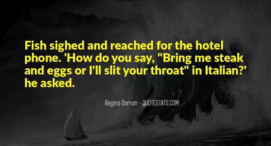 Regina Doman Quotes #1093939