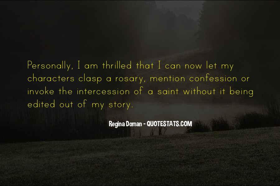 Regina Doman Quotes #114057