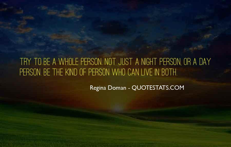Regina Doman Quotes #1172781