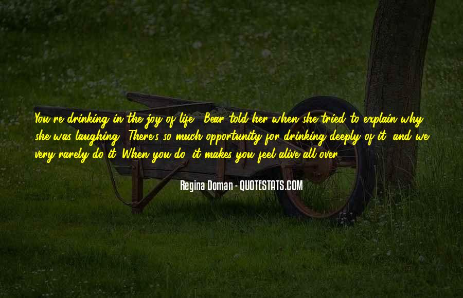 Regina Doman Quotes #1395479