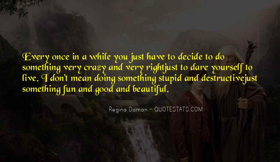 Regina Doman Quotes #1660107