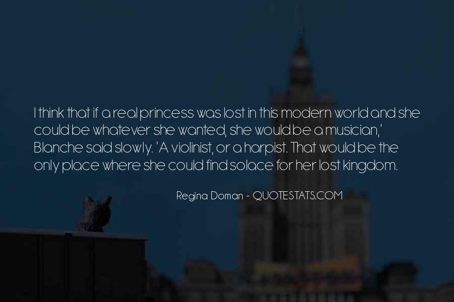 Regina Doman Quotes #1870602