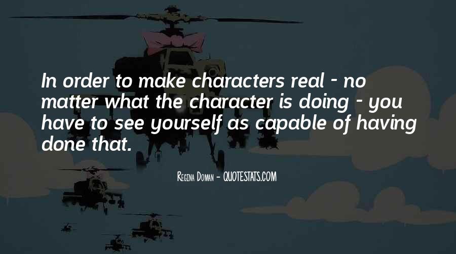 Regina Doman Quotes #603208