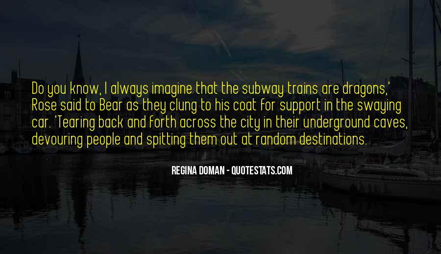 Regina Doman Quotes #876179