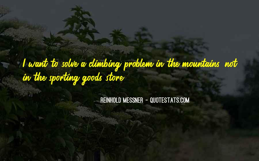 Reinhold Messner Quotes #1467189