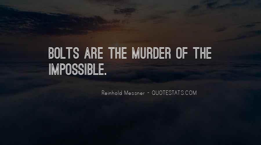 Reinhold Messner Quotes #303990
