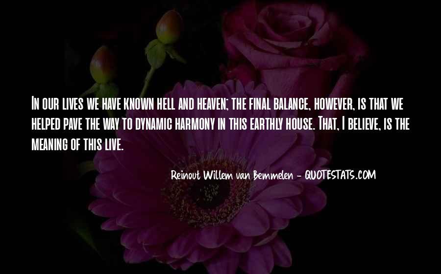 Reinout Willem Van Bemmelen Quotes #1313493