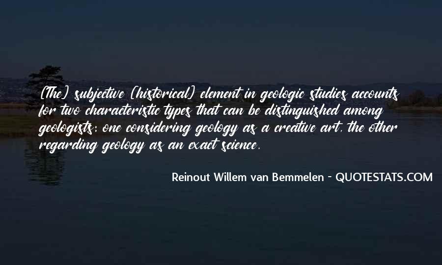 Reinout Willem Van Bemmelen Quotes #1702627