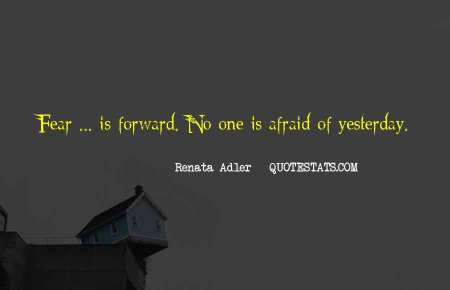 Renata Adler Quotes #1021821