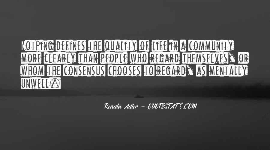 Renata Adler Quotes #110700
