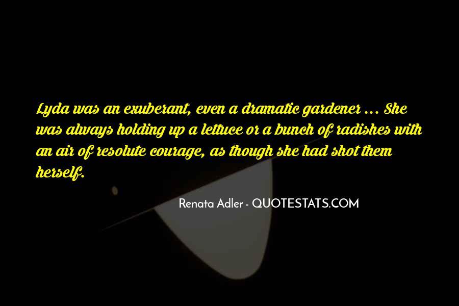 Renata Adler Quotes #1152811