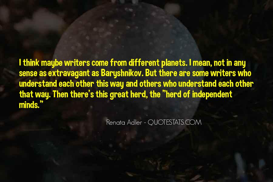 Renata Adler Quotes #1193547