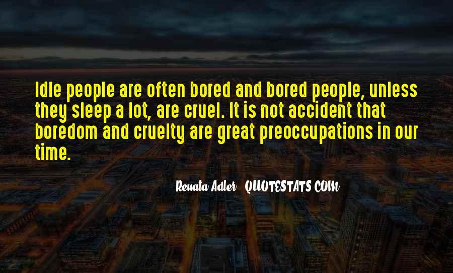 Renata Adler Quotes #1563987