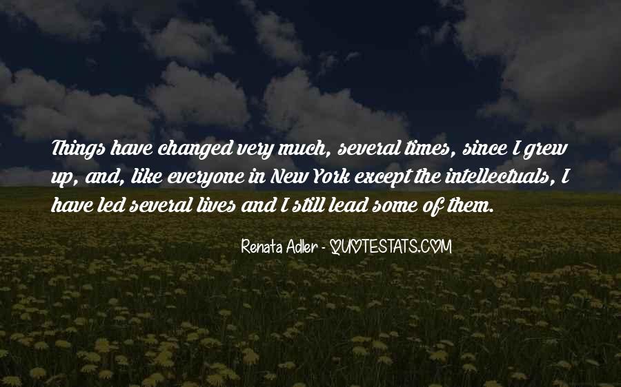 Renata Adler Quotes #1671830