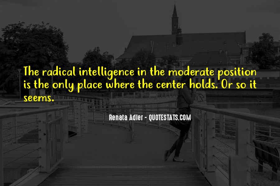 Renata Adler Quotes #1757525
