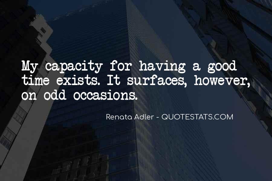 Renata Adler Quotes #1866906