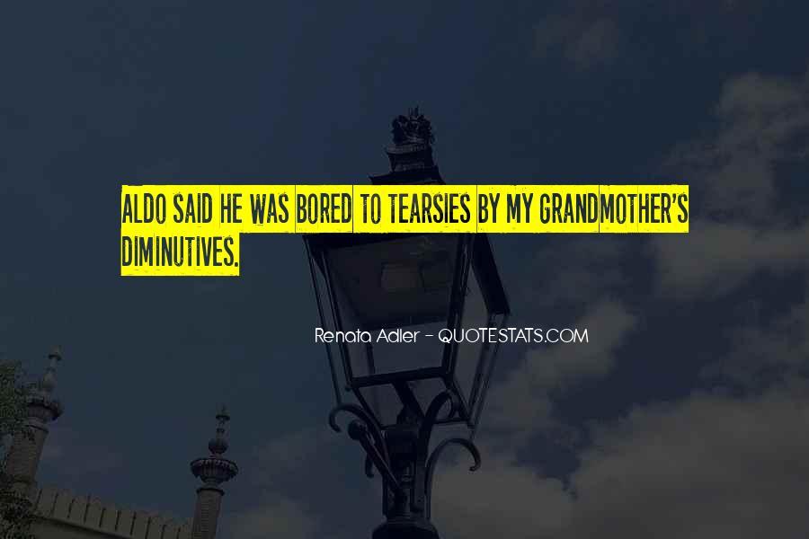 Renata Adler Quotes #1875099