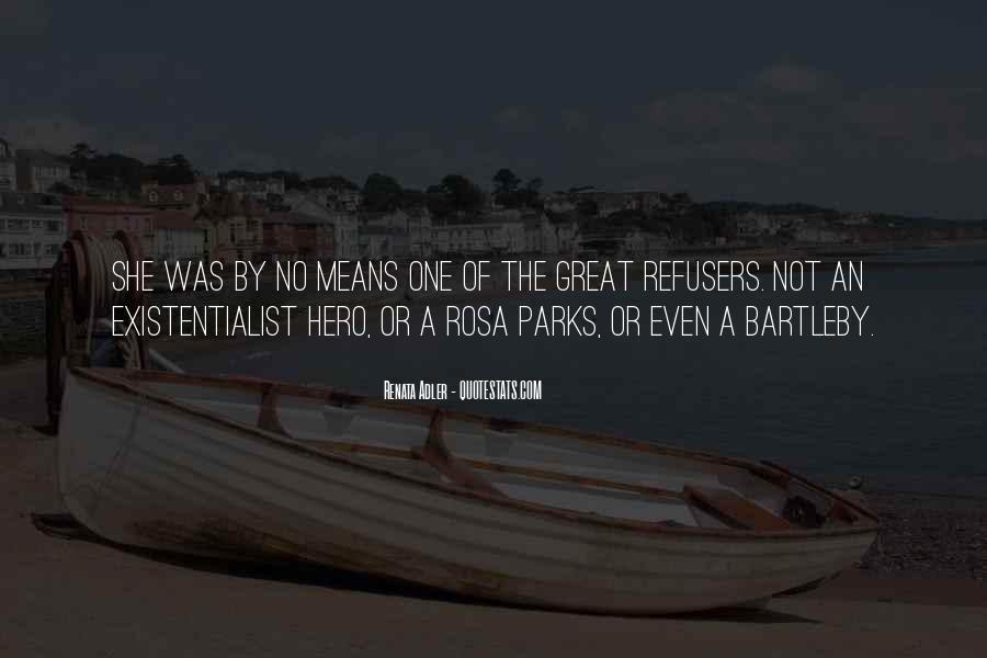 Renata Adler Quotes #356616