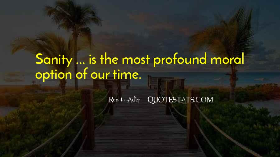 Renata Adler Quotes #55419