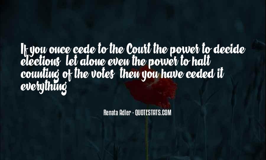 Renata Adler Quotes #637998