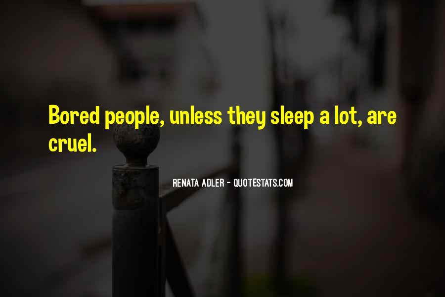 Renata Adler Quotes #66379