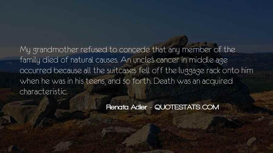 Renata Adler Quotes #824014