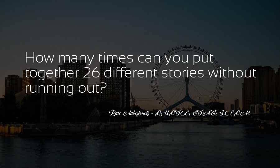 Rene Auberjonois Quotes #1116509