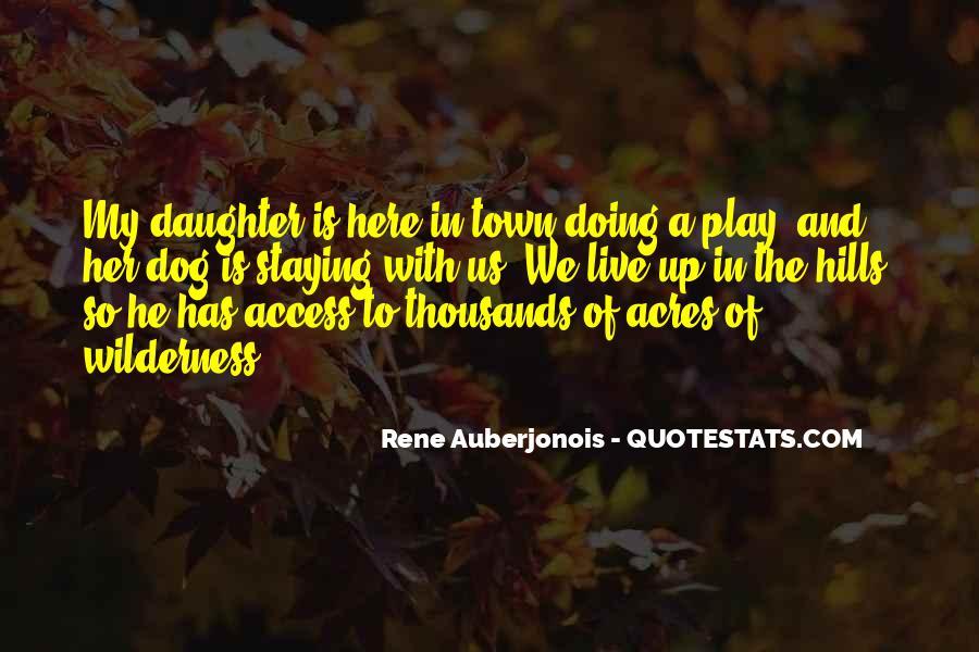 Rene Auberjonois Quotes #1555322