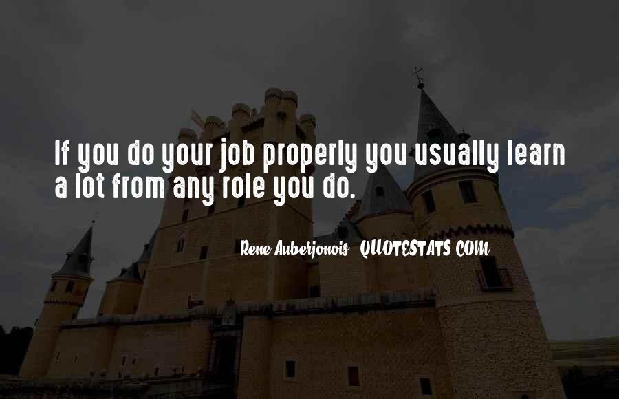 Rene Auberjonois Quotes #158057