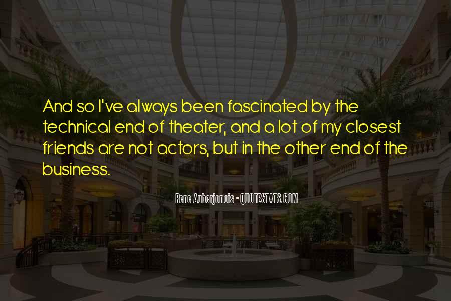 Rene Auberjonois Quotes #1605380