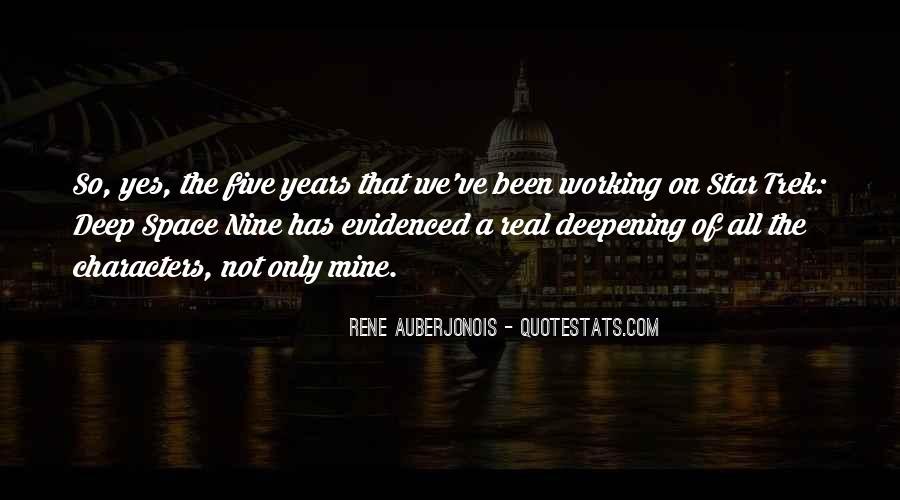 Rene Auberjonois Quotes #259269