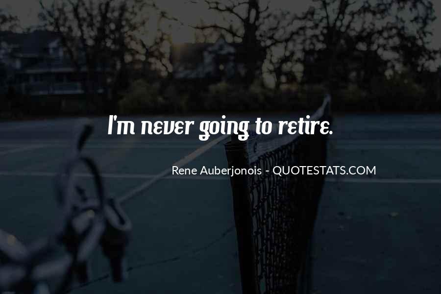 Rene Auberjonois Quotes #367783