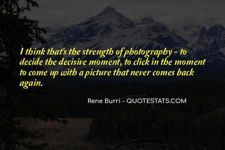 Rene Burri Quotes #1328981