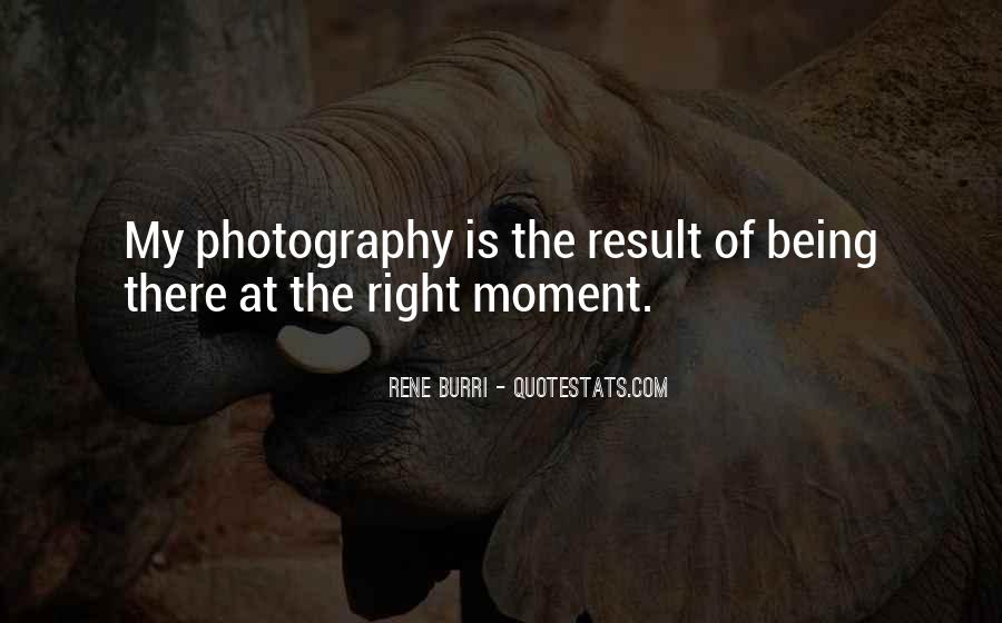 Rene Burri Quotes #1788304