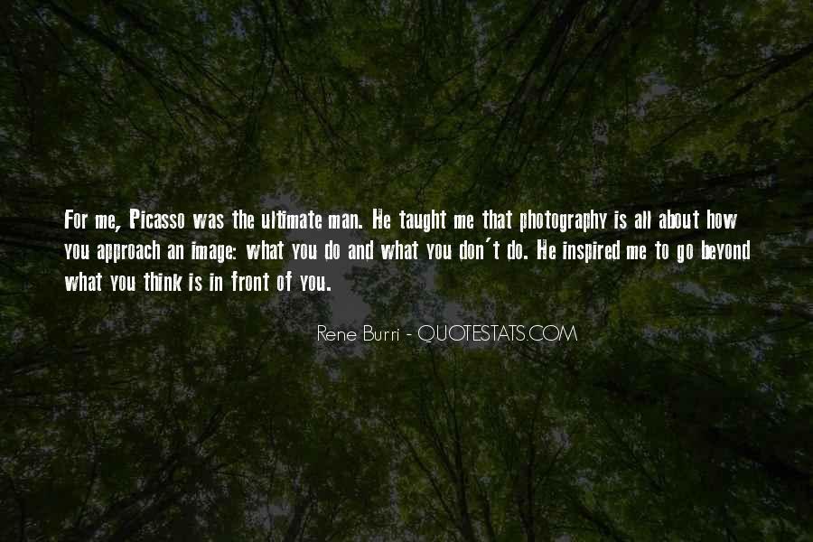 Rene Burri Quotes #63246