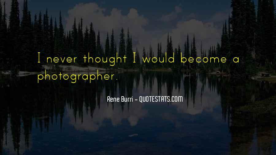 Rene Burri Quotes #947061