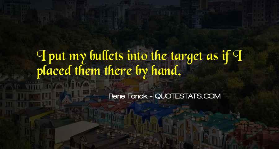 Rene Fonck Quotes #231141