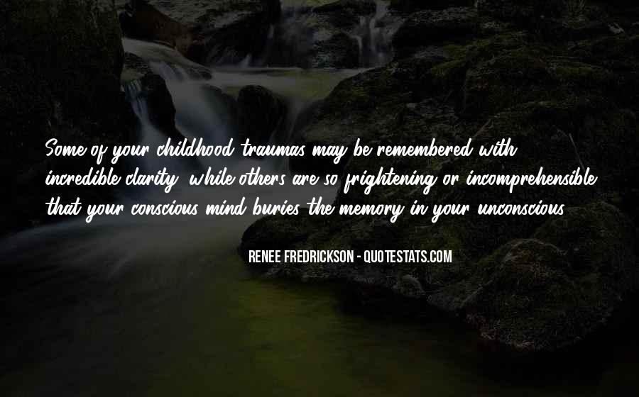 Renee Fredrickson Quotes #1427028