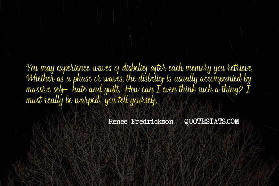 Renee Fredrickson Quotes #151261