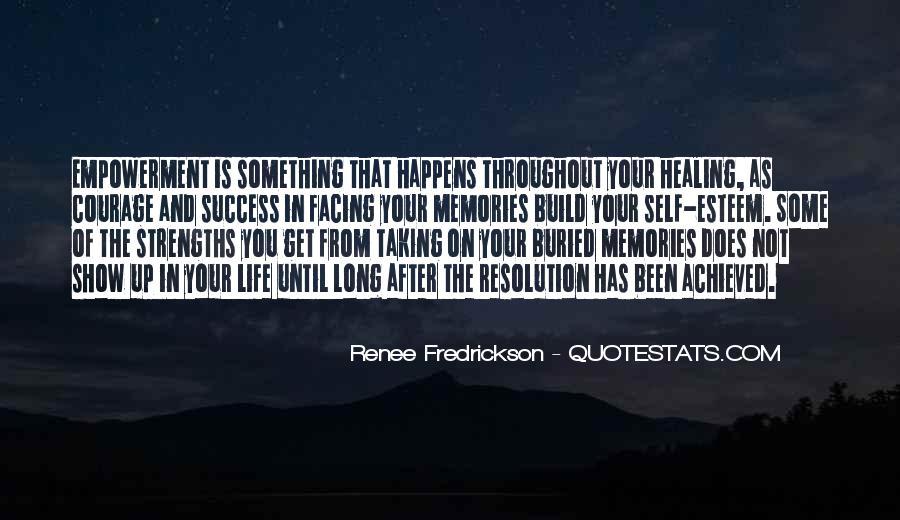 Renee Fredrickson Quotes #158124