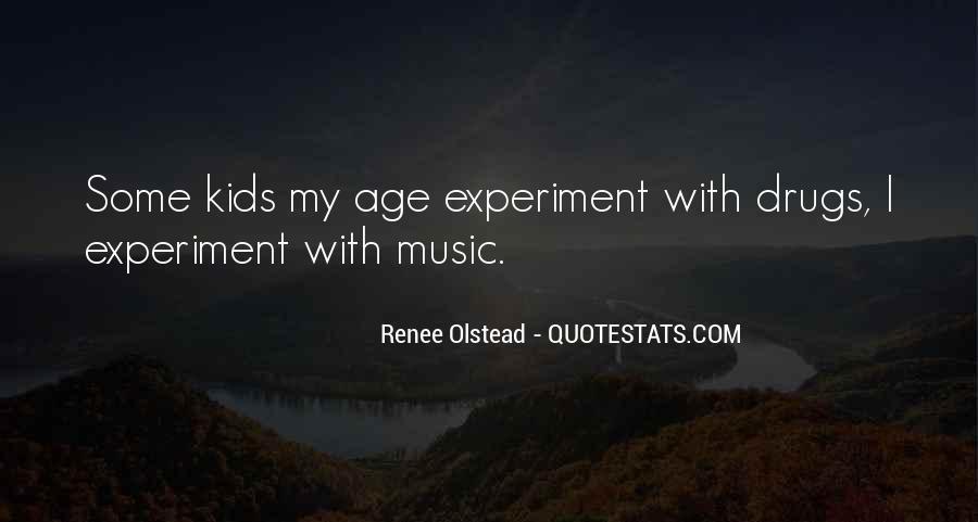Renee Olstead Quotes #1031782