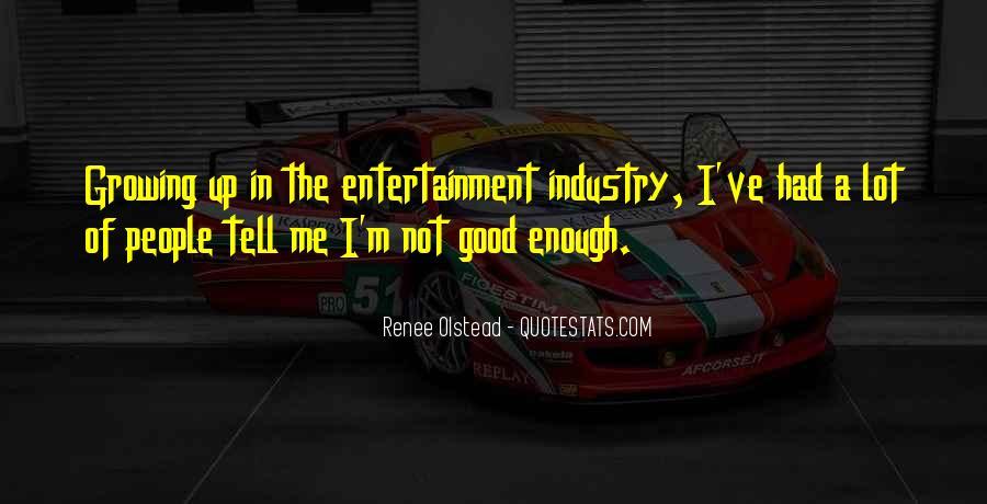 Renee Olstead Quotes #1370533