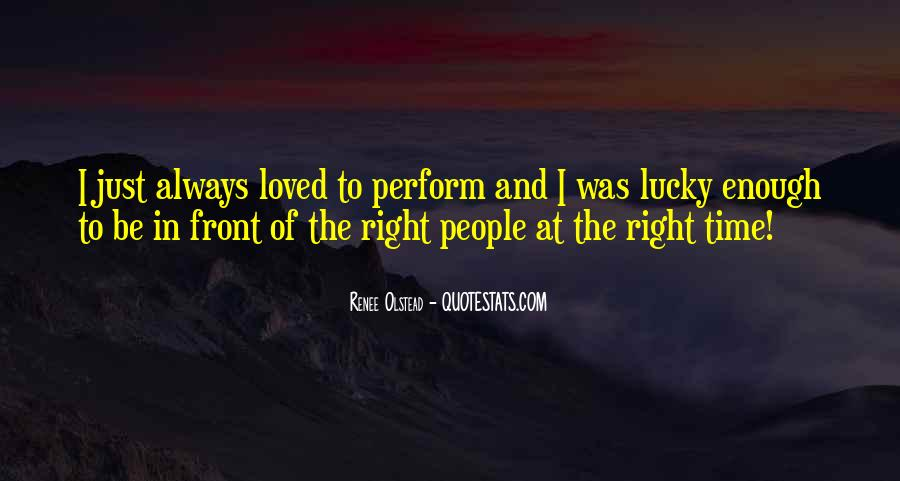Renee Olstead Quotes #1701227