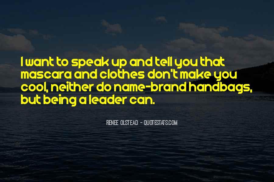 Renee Olstead Quotes #1804057