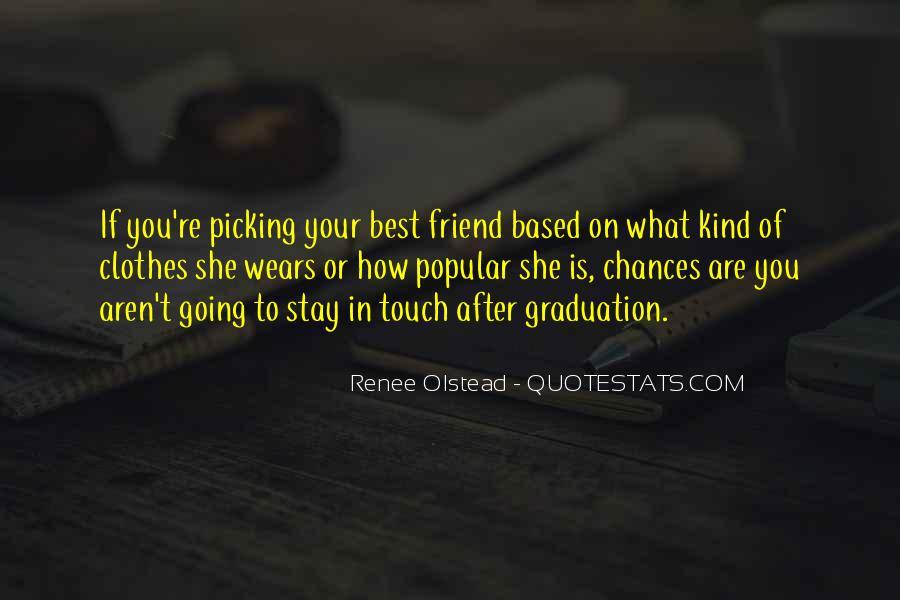 Renee Olstead Quotes #364937