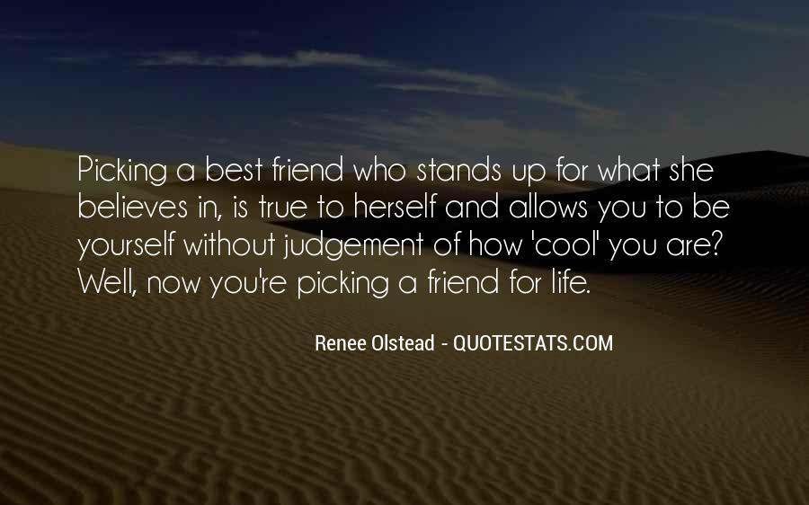 Renee Olstead Quotes #441666