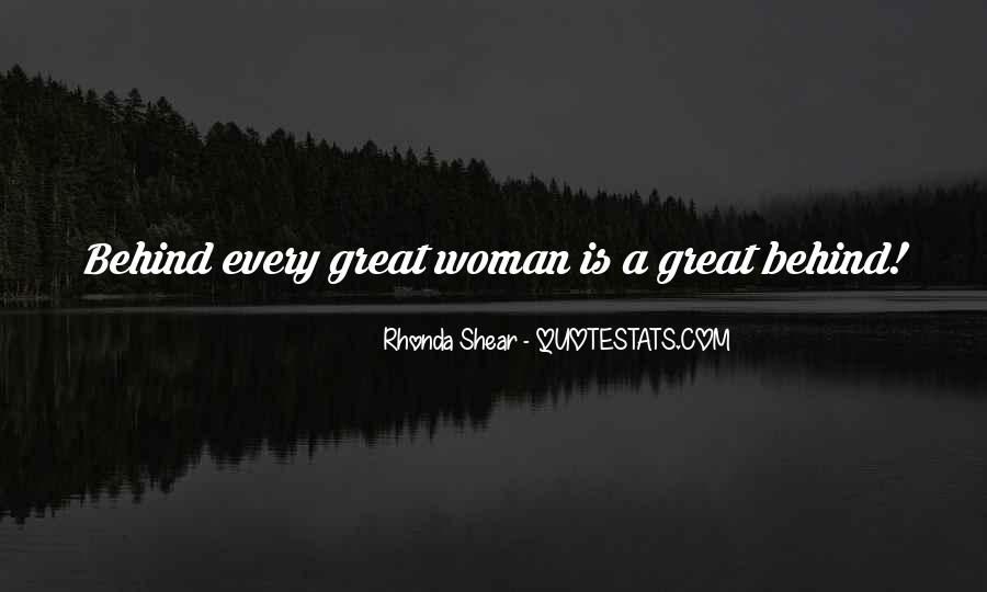 Rhonda Shear Quotes #343778